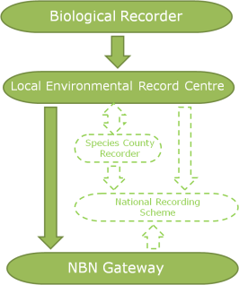 LERC data flow